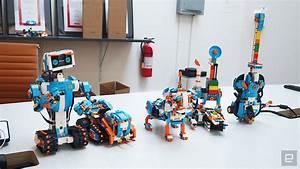 Vidéos De Lego : lego boost robotica per i pi piccoli mattonito ~ Medecine-chirurgie-esthetiques.com Avis de Voitures