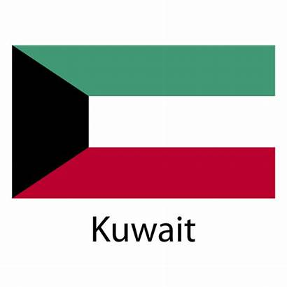 Kuwait Flag National Transparent Svg Vexels