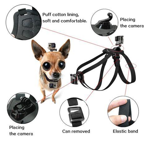 pro fetch dog mount dog harness chest strap mount