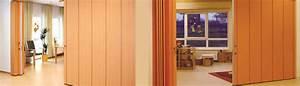 Cloison Séparation Pièce : porte pliante separation piece ~ Melissatoandfro.com Idées de Décoration