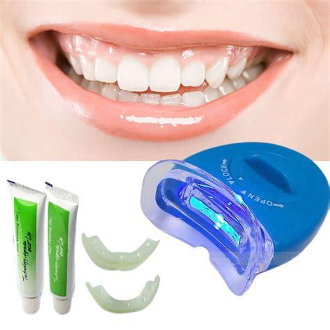 teeth whitener light white light teeth whitening tooth gel whitener health