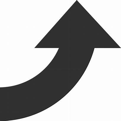 Arrow Rotate Rotation Left Arrows Openclipart Shell