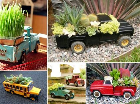 insanely creative diy planter ideas  household