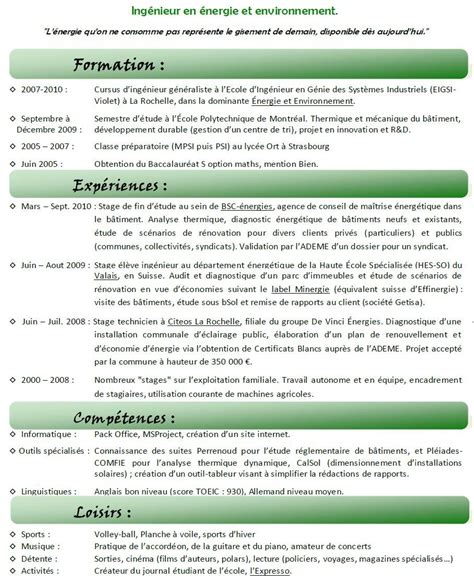 resume pattern sle exles of resumes for