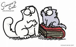 Simon's Cat Logic: Do Cats Really Hate Water? | Heather's ...