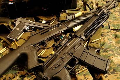 M4 Shotgun Benelli Action M1014 Pump Super