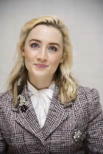 Saoirse Ronan Lady Bird Press Conference In Beverly
