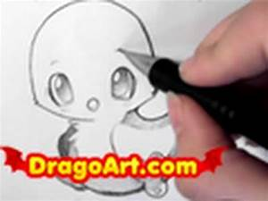 How to Draw a Baby Chick, Baby Chicken, Drawn in Pencil ...