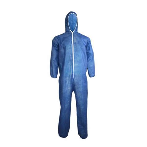 woven pppe coated protective disposable coverall suit