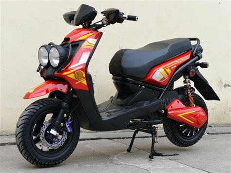 Boom 2000w 72v Electric Moped Scooter 576z Brushless Motor