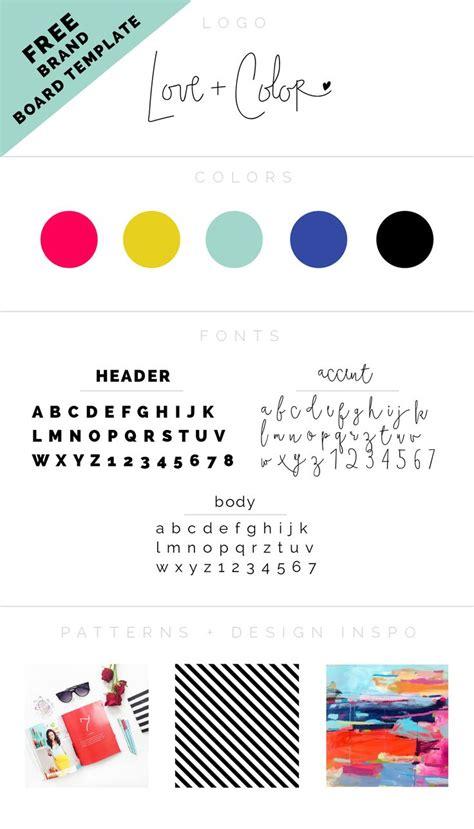 branding addicts brand board modern 25 best ideas about brand board on branding