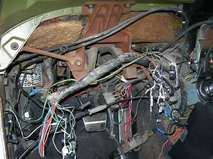 Drivers Side Instrument Panel Installation