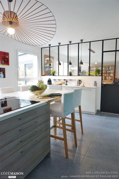cote maison cuisine awesome cote maison cuisine ouverte pictures design