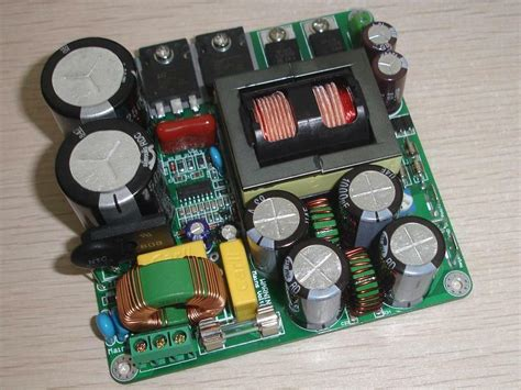 Smpsre Dual Voltage Power Supply