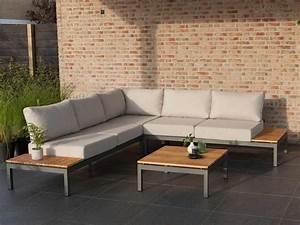 Lounge Set Garten : gartenlounge gartenm bel villa lounge sunbrella aluminium lounge set ~ Yasmunasinghe.com Haus und Dekorationen