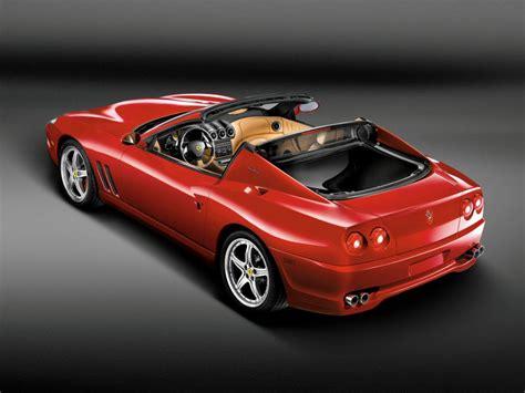 2006 Ferrari 575m Superamerica Pictures History Value