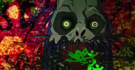 billie eilishs latest video  pure animated horror glory
