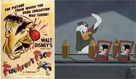 Walt Disney Produced Propaganda Films For The U.s