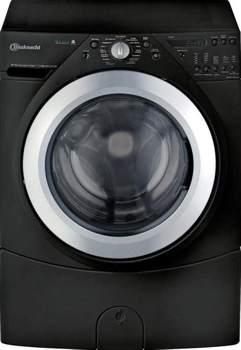 11 kg waschmaschine die bauknecht waschmaschine wab 1210 sw schwarz 11 kg f 252 r