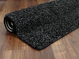 Hochflor Teppich Anthrazit : hochflor shaggy teppich dream anthrazit in 24 gr en ~ Lateststills.com Haus und Dekorationen