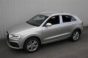 Audi Q3 S Line : audi q3 s line black leather trim technik ~ Gottalentnigeria.com Avis de Voitures