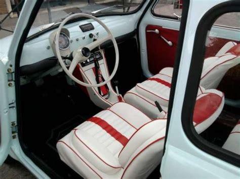 siege fiat 500 housses de siège pour ancienne fiat 500 à auto