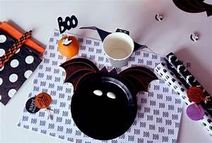Masque Halloween A Fabriquer : idee halloween diy d co facile a faire soi meme fait ~ Melissatoandfro.com Idées de Décoration
