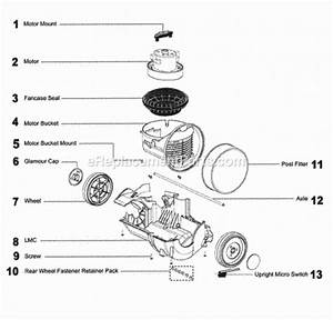 Dyson Dc14 Animal Parts Diagram
