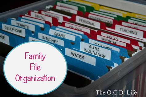 organizing files reorganizing home office files