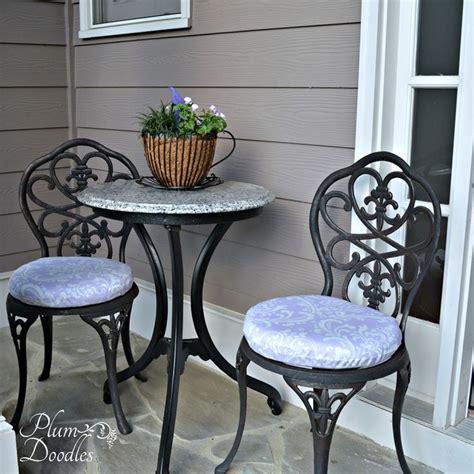 diy  chair cushions  simple  chair