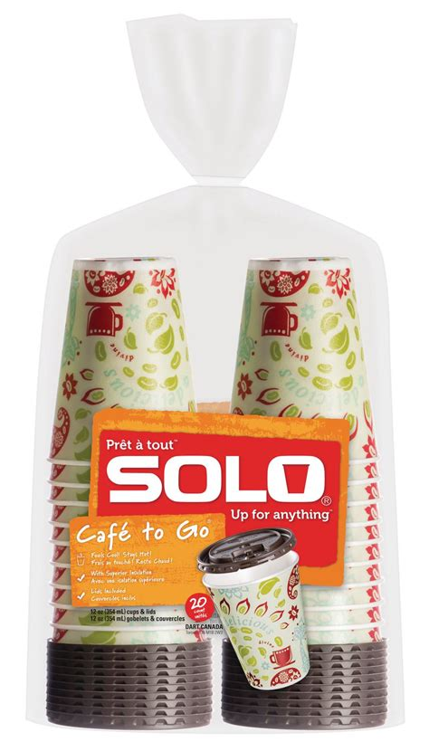 Choose from contactless same day delivery, drive up and more. Solo Café to Go™ Disposable Cups with Lids | Walmart Canada