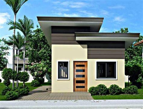 contoh model desain rumah minimalis biaya  jutaan terbaik