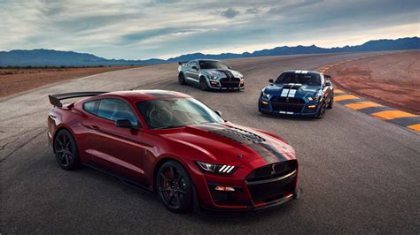 Ford Gt 500 Mustang by 2020 Ford Mustang Shelby Gt500 4k 3 Wallpaper Hd Car