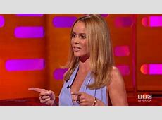 Amanda Holden's Nipples Insured for $2 Million? The