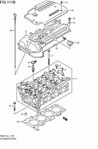 Cylinder Head For 2003