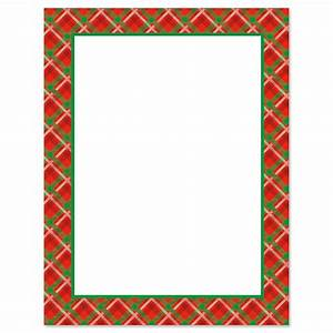 plaid frame christmas letter papers current catalog With letter paper frame