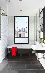 idee deco salle de bain pinterest selection des With carreaux de verre salle de bain