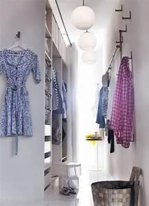 Begehbarer Kleiderschrank Kleines Schlafzimmer : kleine r ume begehbarer kleiderschrank bild 4 sch ner wohnen ~ Michelbontemps.com Haus und Dekorationen