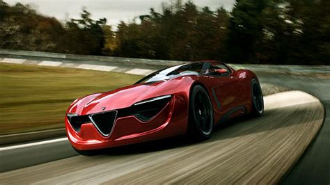 Should Alfa Build This '6c' Supercar?