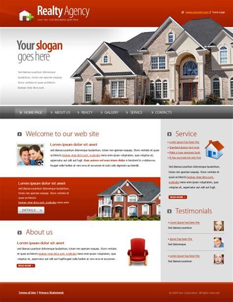Real Estate Templates 5573 Real Estate Building Website Templates