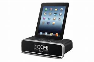 Dockingstation Ipad Air : ihome dual charging stereo fm alarm clock dock for ipad air 4 mini iphone 5s 5c ebay ~ Sanjose-hotels-ca.com Haus und Dekorationen
