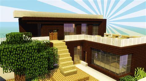 Moderne Strandvilla In Minecraft Bauen