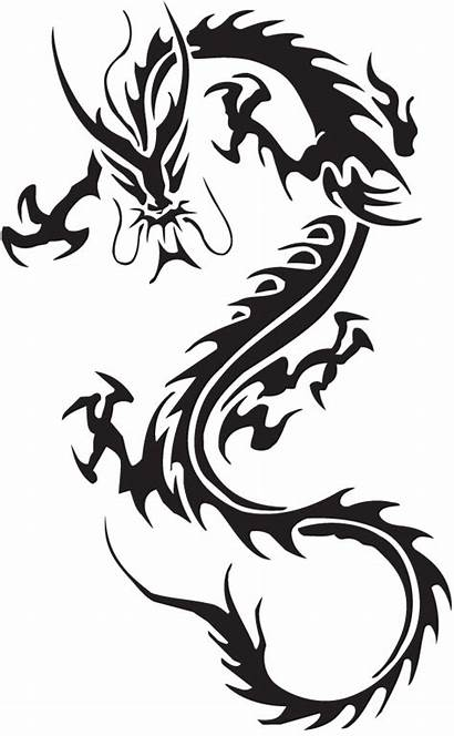 Dragon Outline Chinese Transparent Clipart Pngio