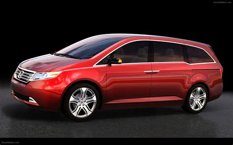 Honda Odyssey Concept 2018 Widescreen Exotic Car Pictures