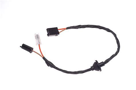 Kickdown Switch Wires Chevelle Tech