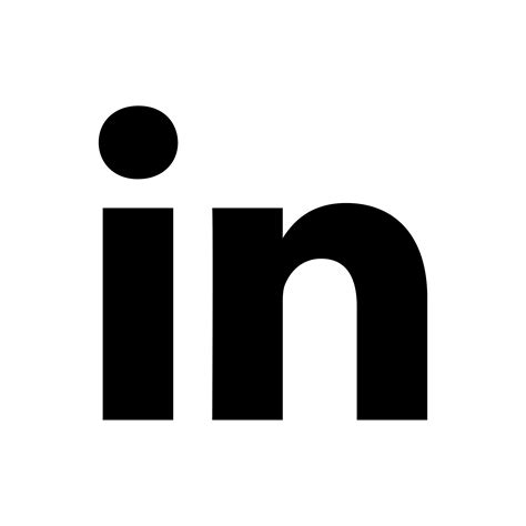 white linkedin icon png linkedin icon icon search engine