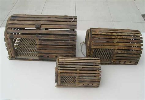 decorative lobster traps nautical coastal