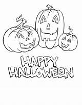 Halloween Coloring Happy Pages Witches Pumpkins Printables Cute Activity Activities Games Disney Related Posts Books sketch template