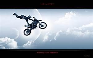 Fonds d'écran Motos > Fonds d'écran Motocross No limit par ...