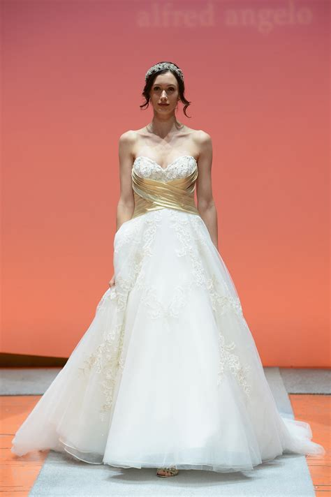 2016 Alfred Angelo Disney Fairy Tale Weddings Bridal Collection Is Here!